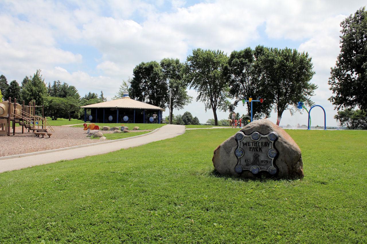 Wetherby Park, Iowa City