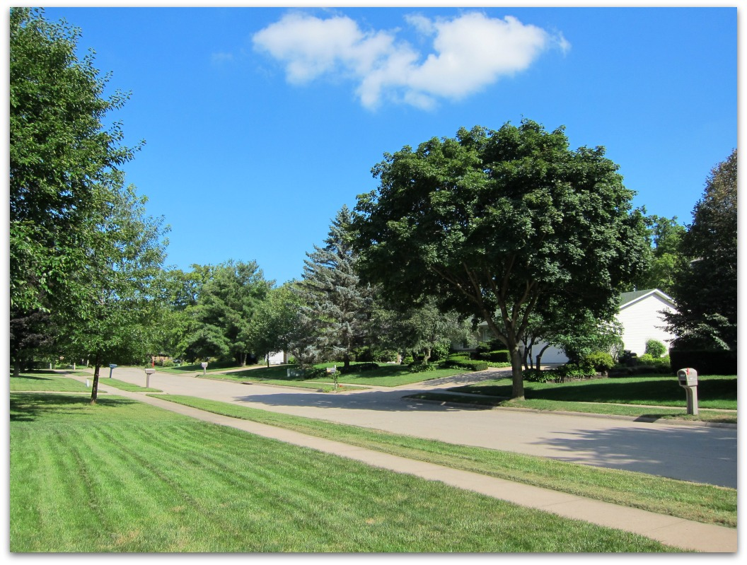 Dean Oakes Neighborhood - Iowa City