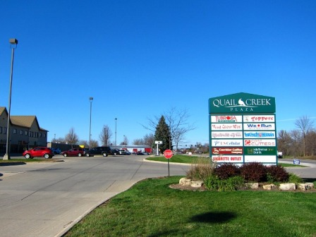 Quail Creek Plaza, North Liberty IA