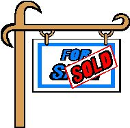 Sold Sign Selling a home in Iowa City