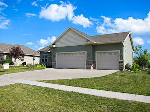 Selling a home in North Liberty - Competing with New Construction