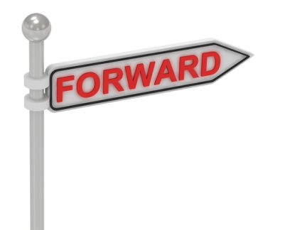 Downsizing and moving forward