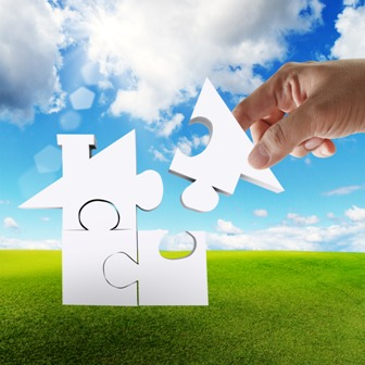 Puzzle pieces falling into place to sell a home