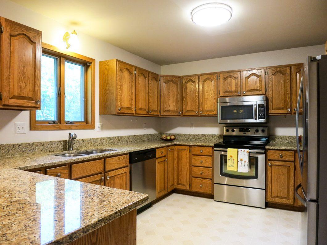 1601 Oak Lake Park Rd Kitchen